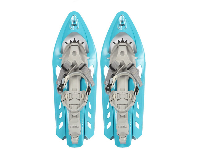INOOK Odalys Snow Shoes with Bag, light blue
